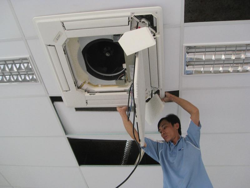 Dịch vụ bảo trì máy lạnh Dĩ An chuyên nghiệp