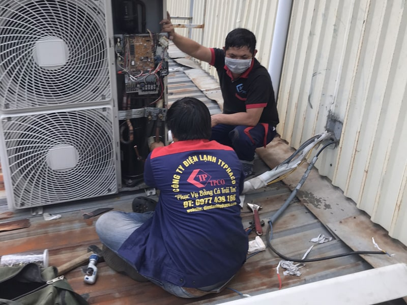 Sử dụng đúng loại gas cho từng loại máy lạnh