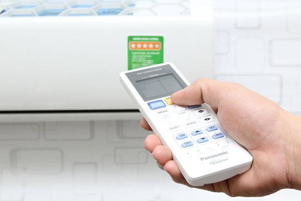 Hẹn giờ trên máy lạnh sẽ giúp bạn tiết kiệm được một khoản tiền điện mỗi tháng