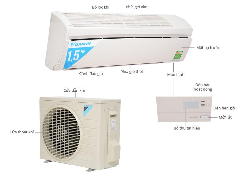 Sửa máy lạnh Thuận Giao Thuận An Bình Dương