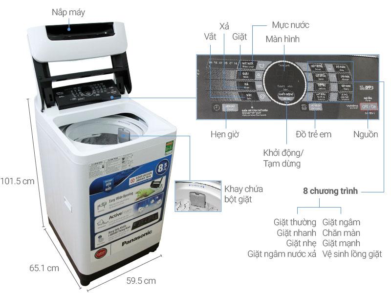 Nhận sửa máy giặt Tân Uyên Bình Dương