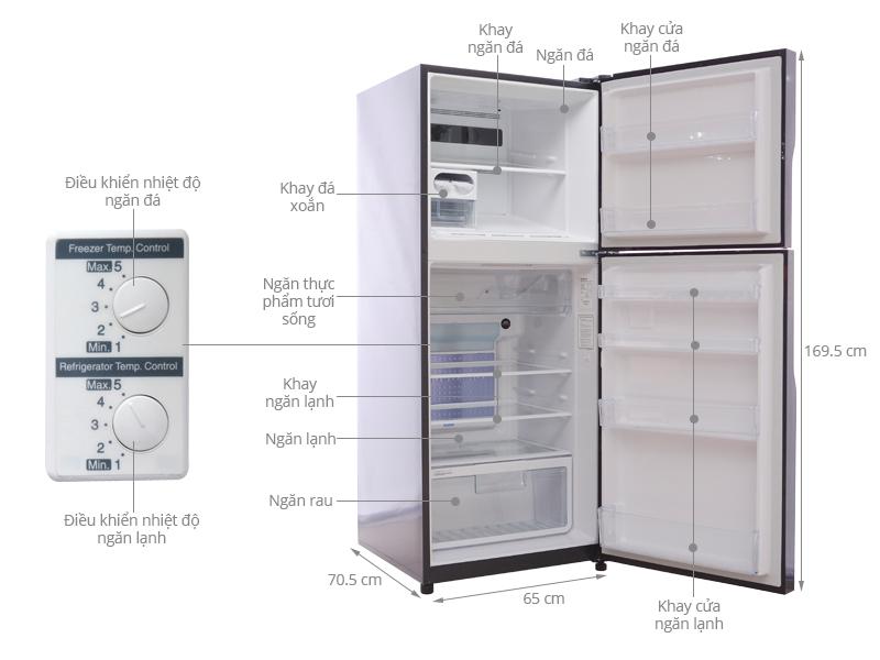 sửa tủ lạnh Tân Uyên Bình DƯơng nè