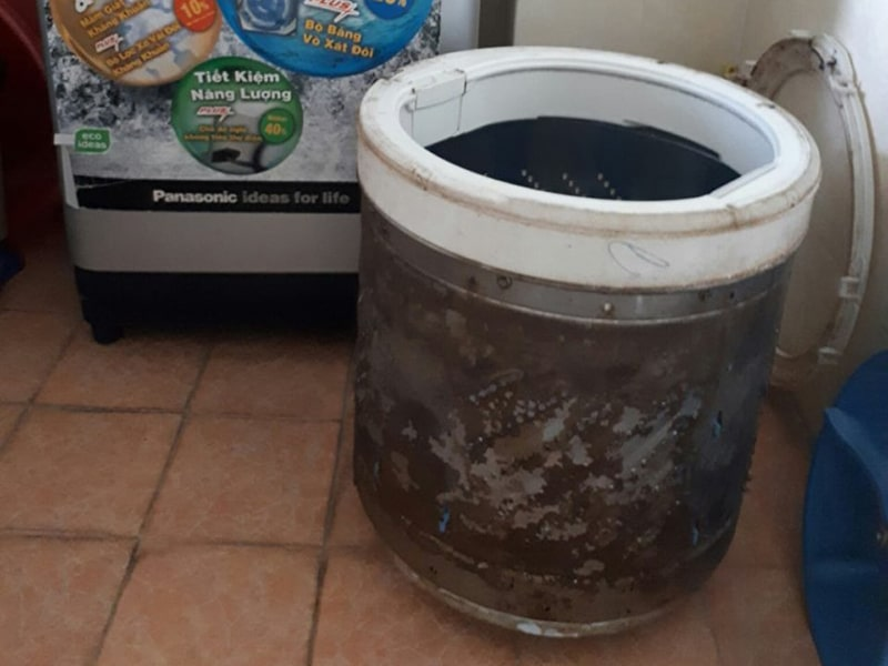 Hãy vệ sinh máy giặt Vĩnh Phú Thuận An định kỳ