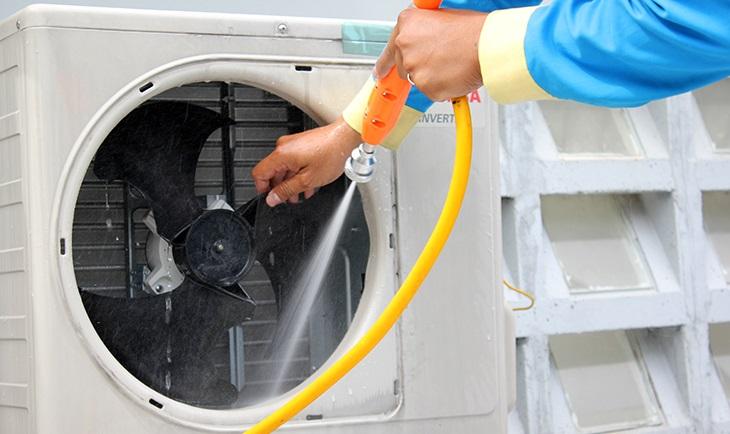 Bảo trì máy lạnh Bình Dương tốt nhất