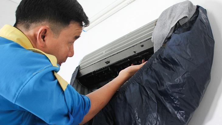 Hướng dẫn tự vệ sinh máy lạnh đơn giản