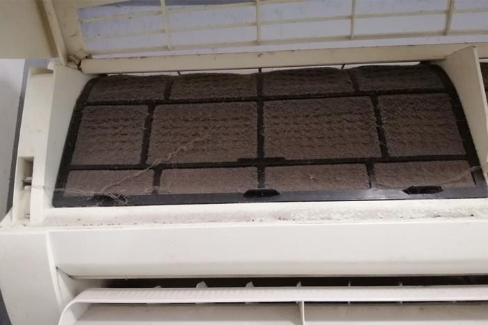 Sửa máy lạnh kêu to quá mức tại nhà
