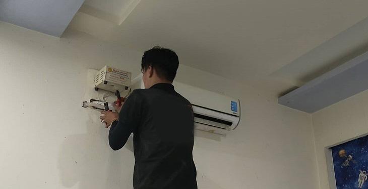 Sửa máy lạnh Bình Dương có xuất hóa đơn VAT
