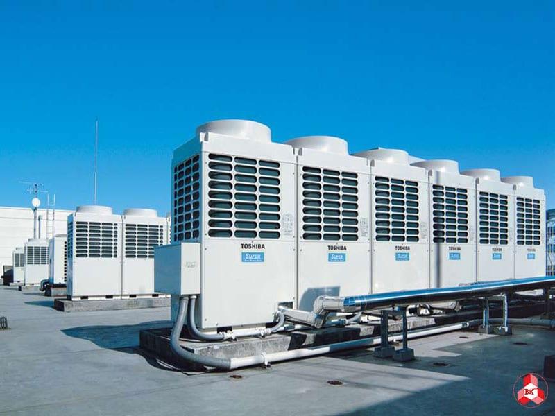 Nhận Sửa máy lạnh âm trần Bình Dương